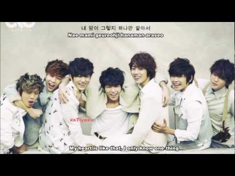 INFINITE - The Chaser [English subs+Romanization+Hangul]