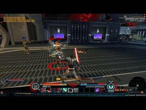 GC 2009: The Old Republic Video Walkthrough Part 4