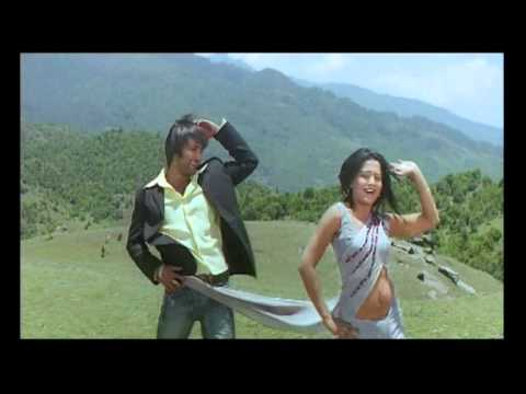 "Nepali movie song - Kasle choryo mero man ""Kismat"""