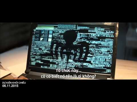 007: Spectre (06.11.2015) - Trailer