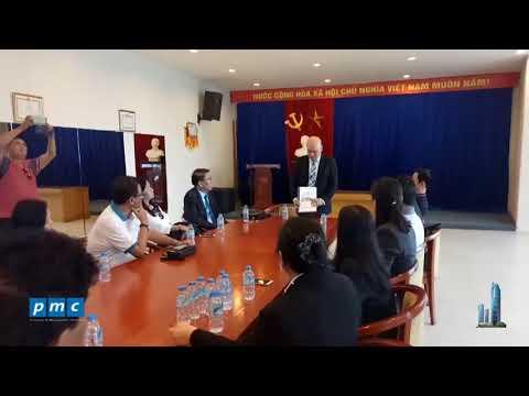 Keangnam Palace Landmark – Chào đón Đoàn Hiệp hội bất động sản tham quan và làm việc tại tòa nhà