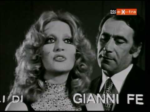 Mina e Alberto Lupo - PAROLE PAROLE (1972)
