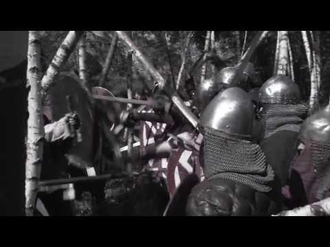 Bitwa słowiańskich wojów - Oj Dido - Percival Medieval folk!