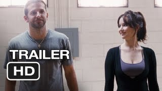 Silver Linings Playbook Official Trailer (2012) Bradley Cooper, Jennifer Lawrence Movie HD