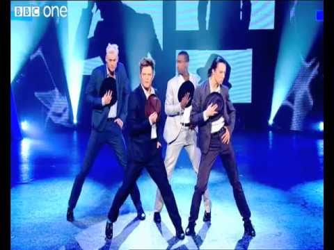 Week 6: The Boys - So You Think You Can Dance 2011 - BBC One