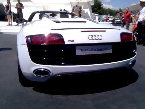 Audi R8 5.2 Sound