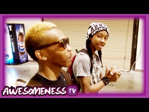 Mindless Behavior Backstage Before The Show - Mindless Takeover Ep. 27