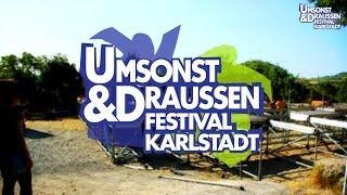 Trailer Umsonst & Draussen Karlstadt 2014