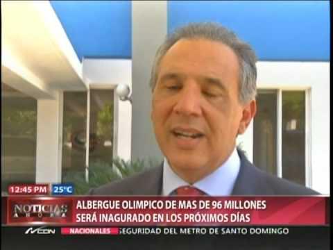 Albergue Olímpico de más de 96 millones será…