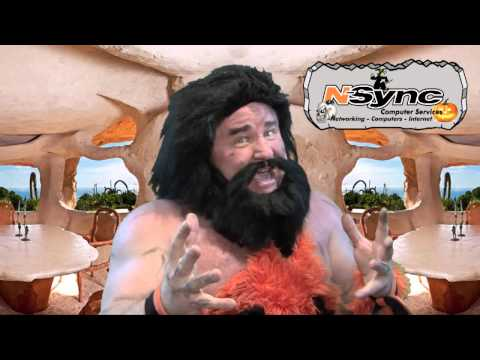 N-Sync Computer Services Releases New Halloween Commercial