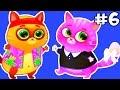 ДЕТСКАЯ ИГРА Котик Bubbu My Virtual Pet - РАЗВИВАЮЩИЕ МУЛЬТИКИ Котенок Бубу