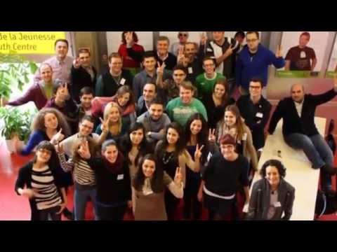 Peace Work Institute III - Strasbourg, France (December 2013)