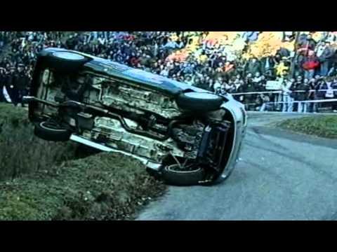 Gadne nesreće i pogreške na Rally-u