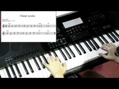 Tự Học Đàn Organ - Bài 9