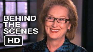 The Iron Lady Behind the Scenes - Meryl Streep Movie (2011) HD