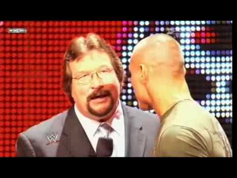 Randy Orton VS Triple H VS John Cena Night Of Champions Promo