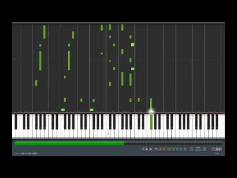 [Piano] Portal 2 - Want you Gone - End Credits