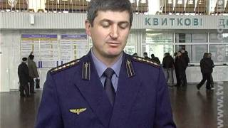 Начальник Житомирского вокзала про электричку Житомир-Киев