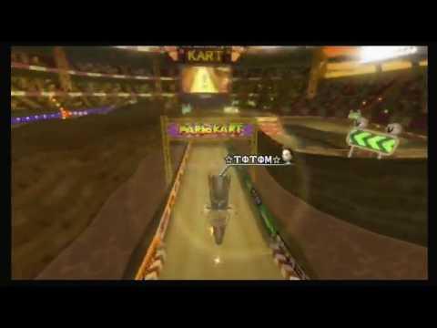 [MKWii] GCN Waluigi Stadium WR - 1- 51 342 by ☆ΥΦΥΦΜ☆