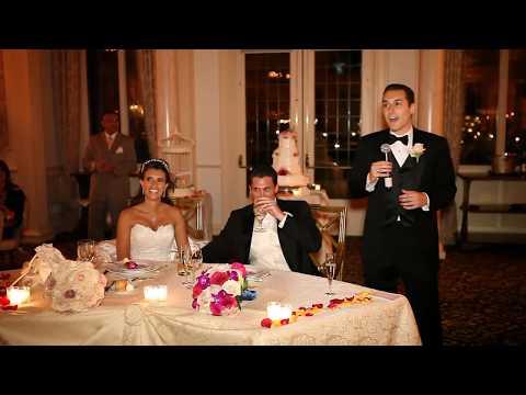 Amazing funny best wedding toast speech
