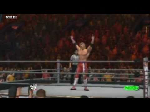 Smackdown vs Raw 2011 - Edge Retirement Tribute