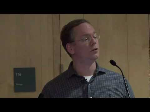 TEDxPrincetonLibrary Salon: Chris Leyon on Open Source Technology