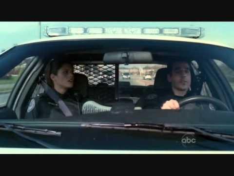 Sam Swarek & Andy McNally (Rookie Blue S01 Ep10) PART 1