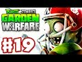 Plants vs. Zombies: Garden Warfare - Gameplay Walkthrough Part 19 - All Star Level 5 (Xbox One)