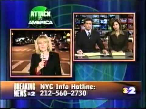9/11/01: Truck Full Of Explosives & Two Suspects In Custody Caught on George Washington Bridge
