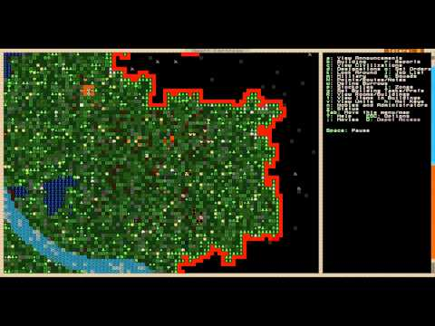 Let's Play: Dwarf Fortress Episode 1