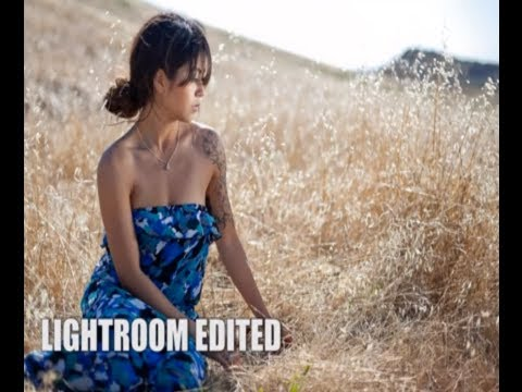 Creating Professional Photography w/ $30 Reflectors - Photography Lighting Tutorial