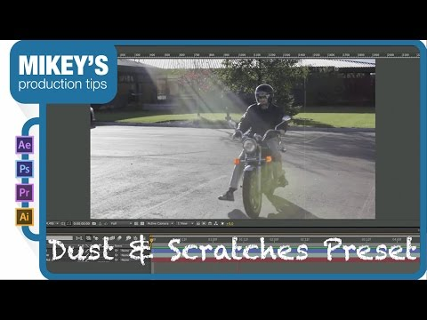 New free preset: Dust and Scratches