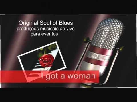 I've got a woman - vs. Ray Charles - por Original Soul of Blues