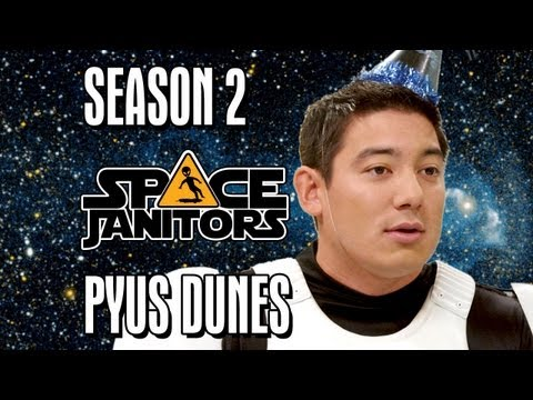 Pyus Dunes - Space Janitors Season 2 Ep. 5