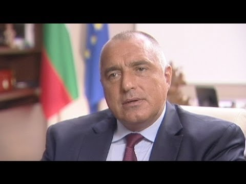 "euronews interview - Borissov:""Bulgaria nodo strategico del gas europeo. L'Ue ci dia fiducia"""