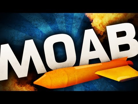 New! MW3 MOAB Nuke Kill Streak!