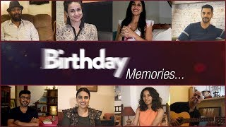 Birthday Memories | My Birthday Song