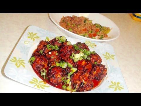 Vegetable Manchurian -QU87vc6OBEc