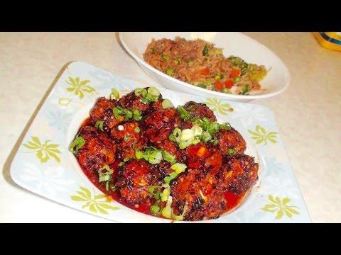 Vegetable Manchurian -QU87vc6OBEc