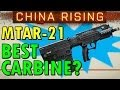 Is the MTAR-21 the New BEST CARBINE? | Battlefield 4 China Rising DLC