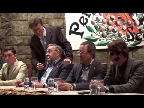 La Peña Cultural Taurina de Segorbe premia a Juan J. Padilla, triunfador Feria Magdalena 2014