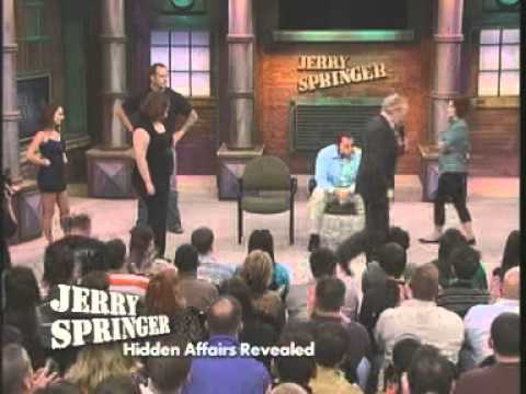 Hidden Affairs Revealed (The Jerry Springer Show)