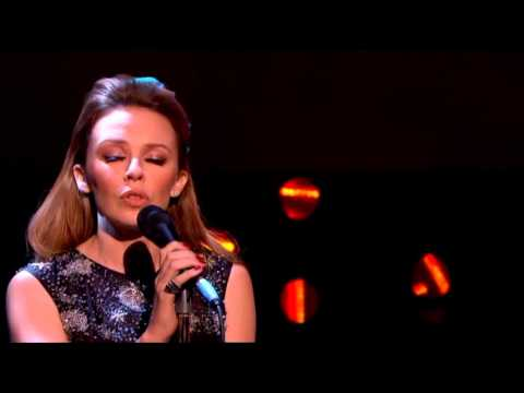 Kylie Minogue - Never Too Late (Live Jonathan Ross Show)