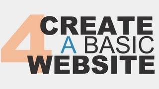 Learn the Basics: Create a Basic Website Using HTML5 - Part 4
