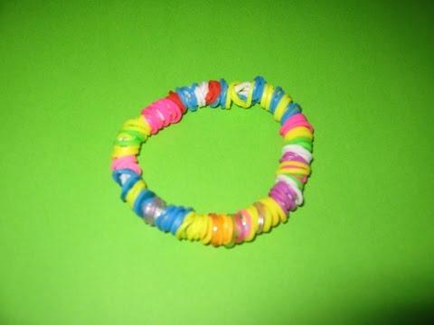 Самое простое плетение браслеты из резинок
