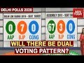Delhi Polls 2020 | Analyzing Delhi Voting Pattern Over The Years