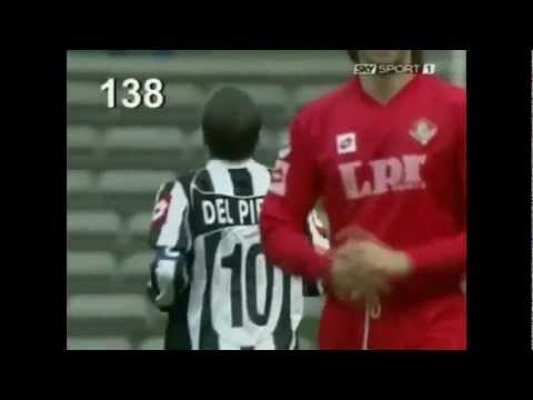 Grazie capitano! Tribute to Alessandro Del Piero