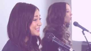Lorde - Team (Cover by Ali Brustofski & Ebony Day) Official Music Video