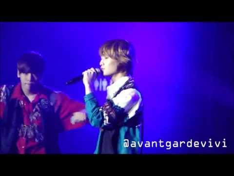 [FULL HD 1080p /FANCAM 120615] BOYZ NITE OUT: SHINee RING DING DONG ONEW TAEMIN (Ontae) focus