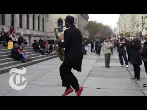 Behind the Scenes of a Street Musician's Life in New York City